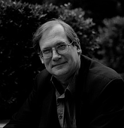 Novelist Adam Williams - Photo © Lucy Cavender