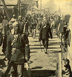 History and a good story - the Boxer Rebellion