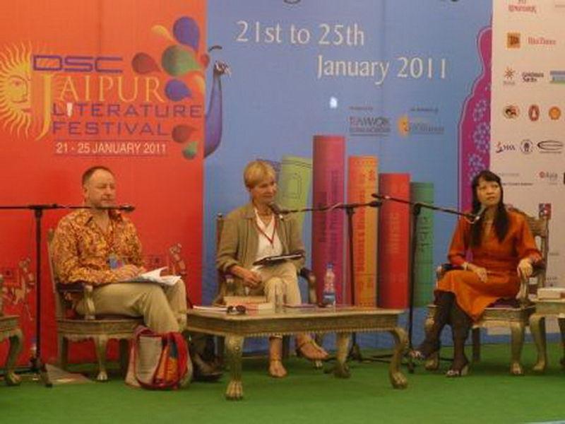 Jaipur Literary festival
