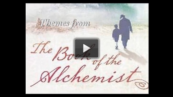 Adam Williams  'The Book of the Alchemist' promotion video