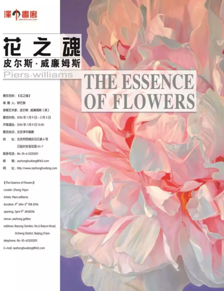 The Essence of Flowers