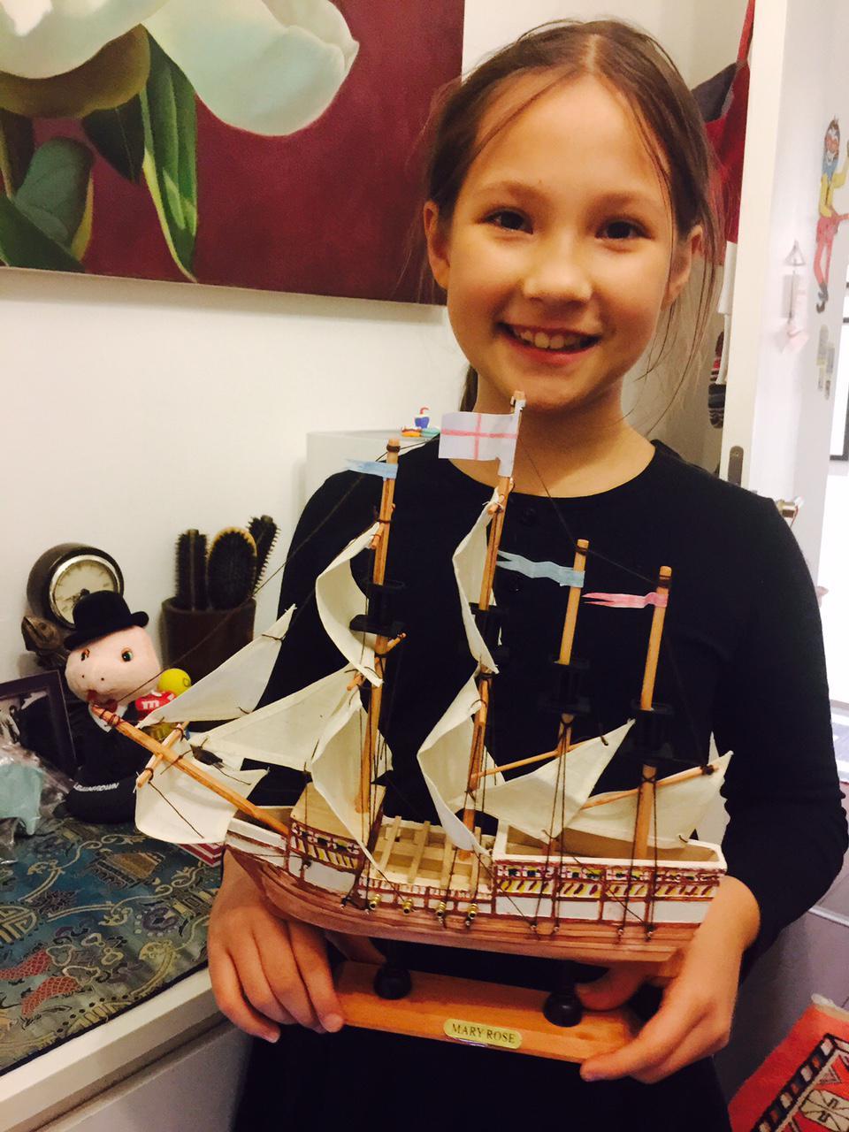 Sybil's Ship