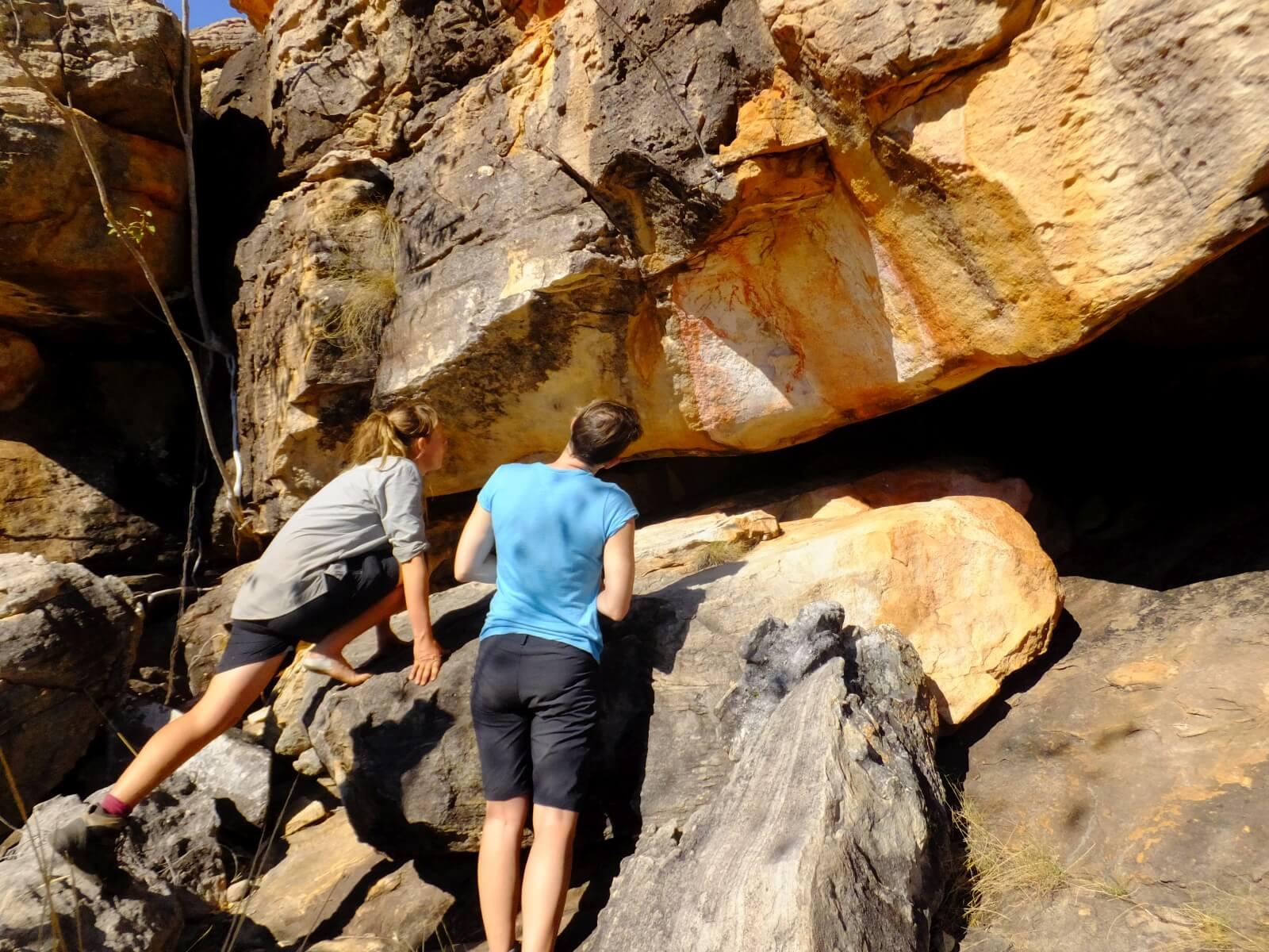 Jawoyn Rock Art Temple