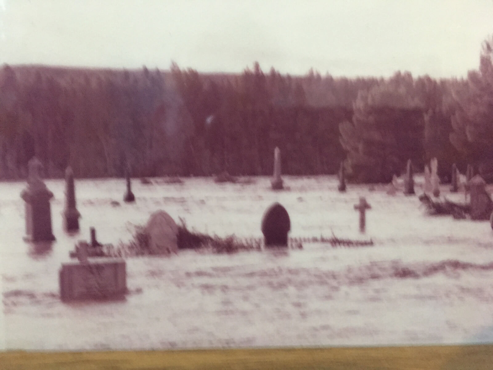 The 1974 flood